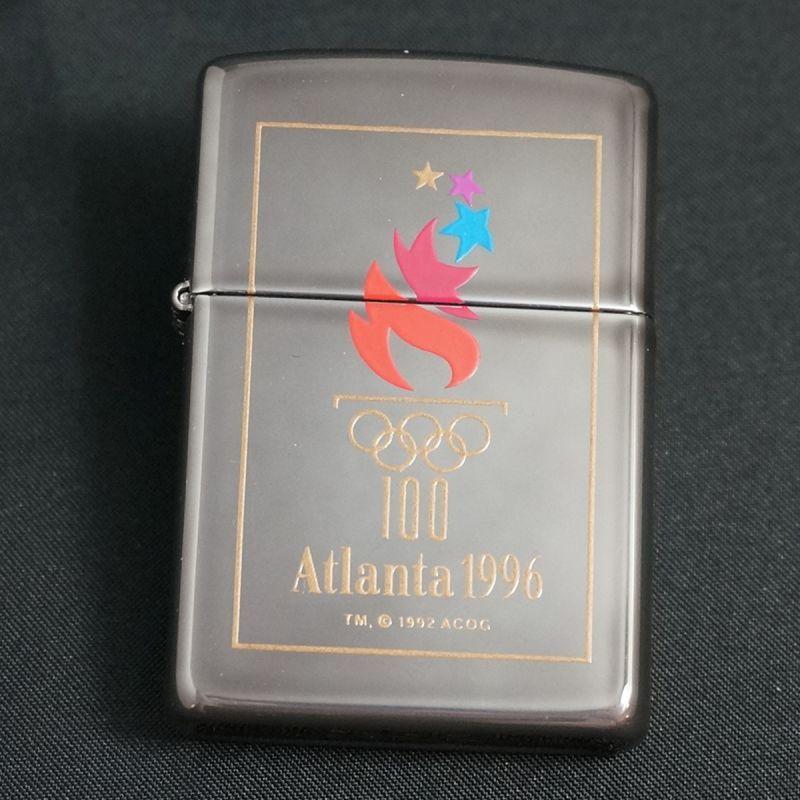 zippo アトランタオリンピック記念 1995年製造 - zippo-LAND G.