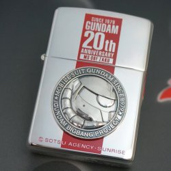 画像1: zippo 機動戦士ガンダム ZAKU TV放映20周年記念