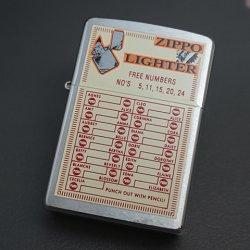 画像1: zippo プリント柄 #200 2000年製造