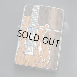画像1: zippo アンティークギター SV