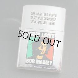 画像1: zippo ボブ・マーリー(Bob Marley)ONE LOVE A 1999年製造