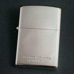 画像1: zippo UNMIX 200 プラチナコーティング 20-PLAT