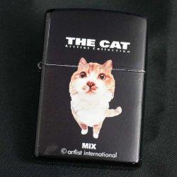 画像1: zippo THE CAT MIX 2002年製造