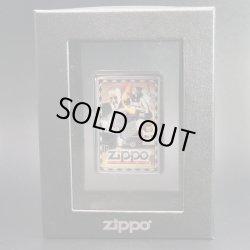 画像1: zippo CLICK(クリックメンバー) WINDY&ZIPPOCAR 2006年製造
