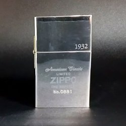 画像1: zippo 1932レプリカ 限定版 No.0881 1999年製造
