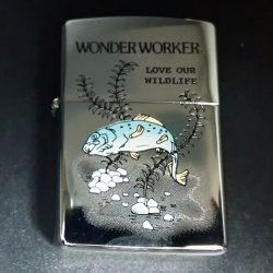 画像1: zippo WONDER WORKER No.062 1996年製造