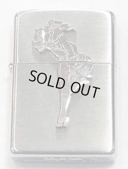 画像1: zippo メダル張り WINDY 2008年製造