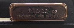 画像4: zippo WINDY 炎柄 2003年製造