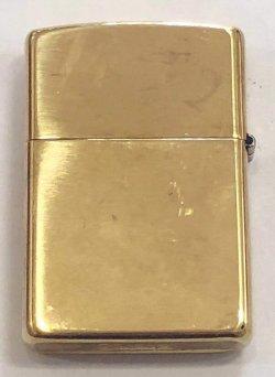 画像3: zippo 真鍮 1991年製造