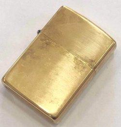 画像1: zippo 真鍮 1991年製造