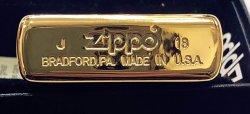 画像4: zippo 貝張り 金タンク仕様 2018年製造