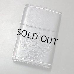 画像1: zippo 革巻き オロビアンコ 2011年製造