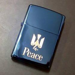 画像1: zippo Peace 1999年製造